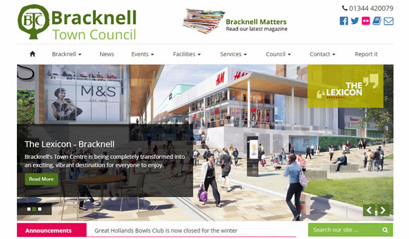 Bracknell Town Council