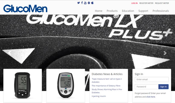 GlucoMen Blood Glucose (Diabetes) Meters