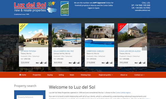 Estate Agents in Murcia, Spain